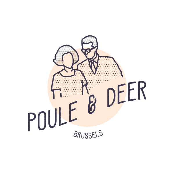 POULE-and-DEER_logo